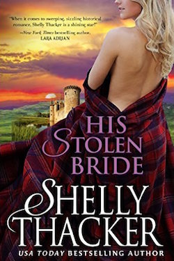 His Stolen Bride by Shelly Thacker