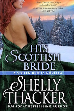 His Scottish Bride by Shelly Thacker