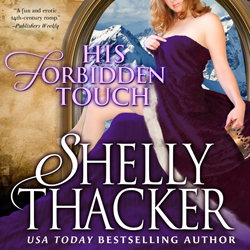 His Forbidden Touch audiobook by Shelly Thacker