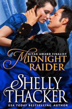 Midnight Raider by Shelly Thacker